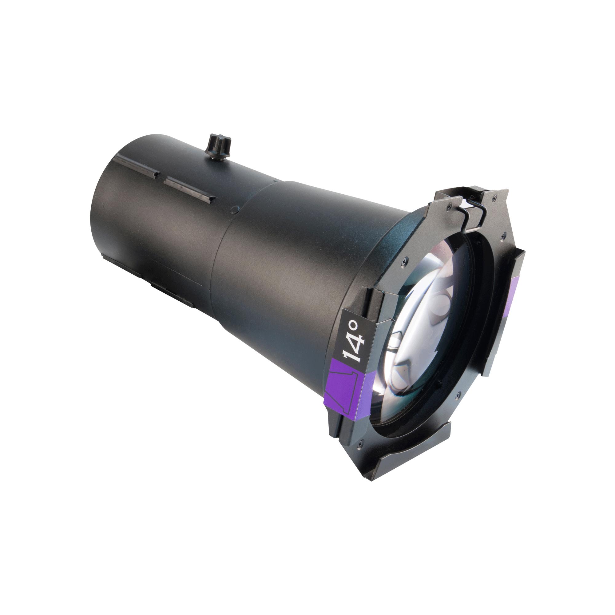 Ovation Ellipsoidal HD Lens Tubes